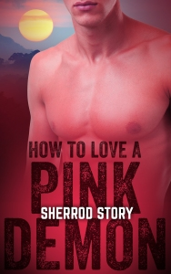 How to Love a Pink Demon erotic paranormal interracial romance novel
